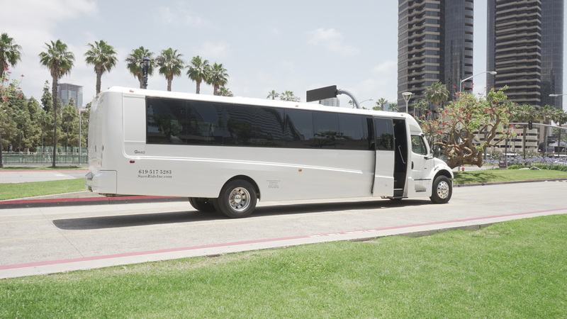 Group Transportation for the Holidays